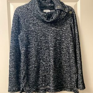 CK Cowl Neck Sweater - Small